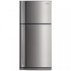Hitachi Refrigerator NoFrost 550 Liter Silver: R-7095HT SLS