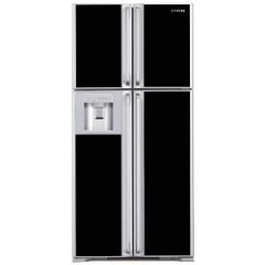 White Whale Refrigerator 4 Doors Black: WR-7060 GBK