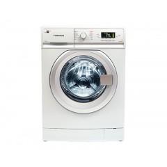 Tornado Washing Machine 8Kg 1200 rpm Full Automatic White: TWFL8-V12WS