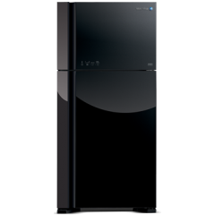 White Whale Refrigerator 24 Feet Black: WRF-G6095HT GBK