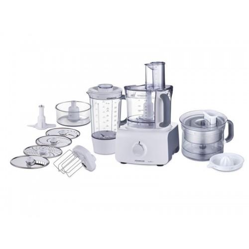Kenwood Food Processor 1000 Watt White: FDP623