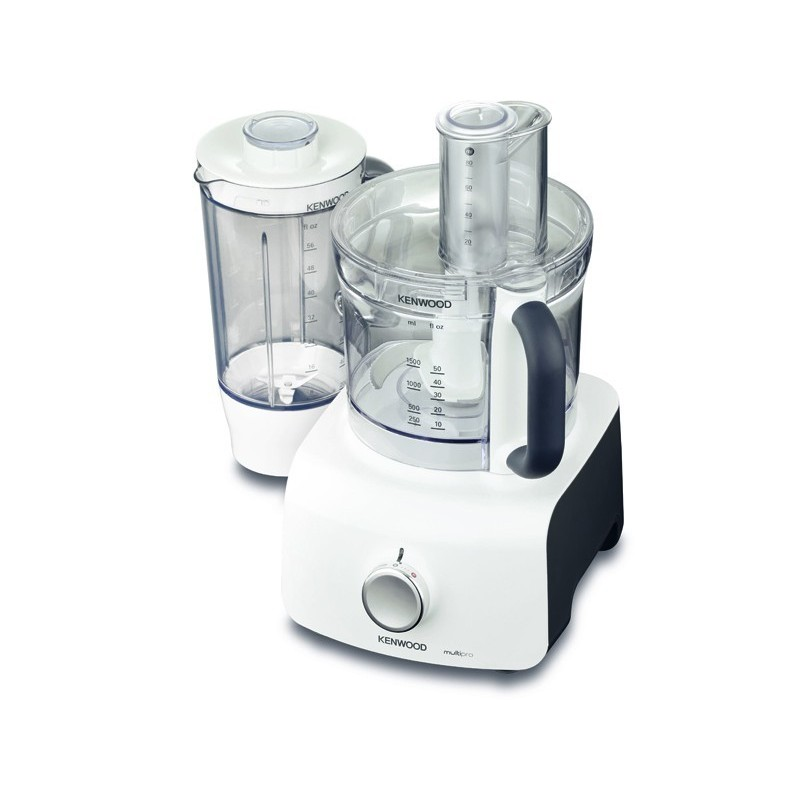How To Use Kenwood Food Processor