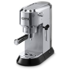 DeLonghi DEDICA Coffee Machine Silver Color: EC680M