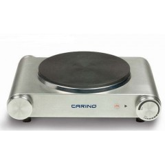 Carino Single Hot Plate Stainless Steel: TJ-ES3101W