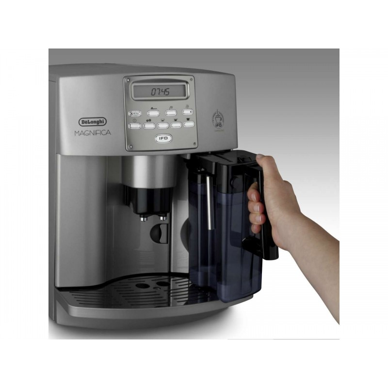 Coffee Maker For Beans : Delonghi Coffee and Cappuccino Maker Bean to Cup: Magnifica ESAM3500 Cairo Sales Stores