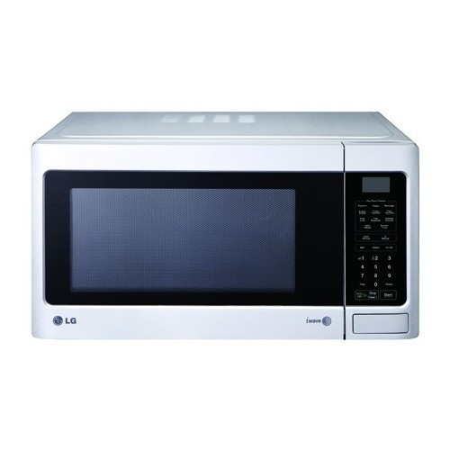 LG Microwave 56L Cooking Capacity Silver :MS5642G