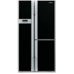 Hitachi Refrigerator 30 Feet 3 door : R-M800EY8 GWH WHITE