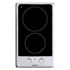 Glem Gas 2 Electric Burner 30cm Ceramic: GTH32KIX