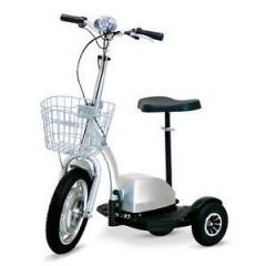 SXT Electric Scooter 3 Wheels 350 Watt With Basket: SCOOTER 350W