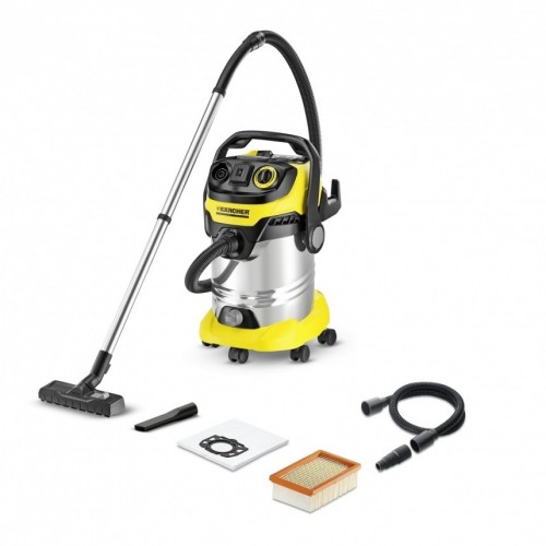 Karcher Wet & Dry Vacuum Cleaner 2000 Watt: MV 6 P Premium