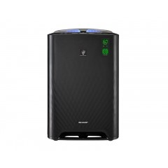 Sharp Air purifier Plasmacluster Area 26 m2: KC-A40SA-B