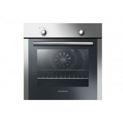 Hoover Electric Oven 60cm Stainless Steel with Convection Fan and Grill: HOC024/6X