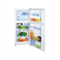 Toshiba Refrigerator 2 Door 335 Litre No frost Long Handle Silver Color Plasma: GR-EF40P-H-S