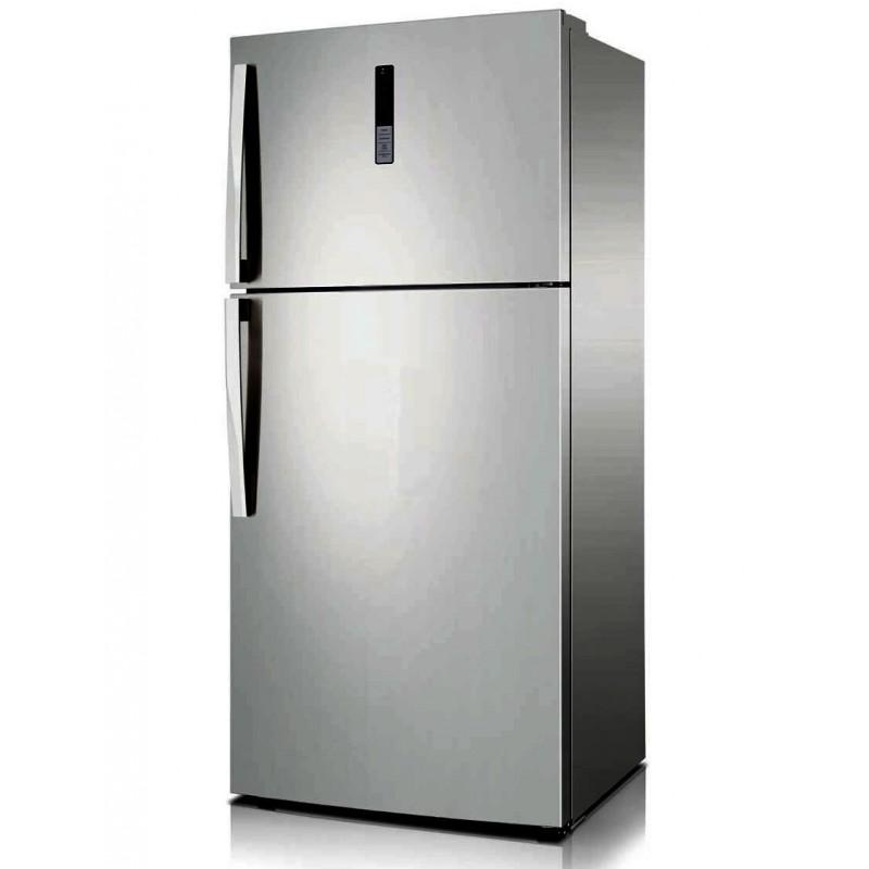 Samsung Refrigerator 585 Liter No Frost Digital Stainless Rt58k7050sp  Mr