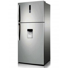 SAMSUNG Refrigerator585 Liter No Frost Digital With Water Dispenser Stainless: RT73-7D