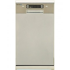 White Whale Dish Washer 10 Person Digital: DW-1080MS