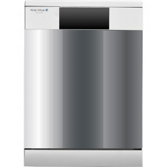 White Whale Dish Washer 14 Person Digital: DW-1475MST