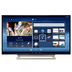 "Toshiba TV 40"" LED Full HD Smart Android Wireless: 40L5550"