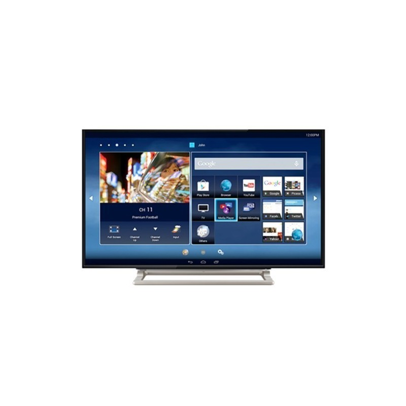 Toshiba Tv 40 Quot Led Full Hd Smart Android Wireless 40l5550