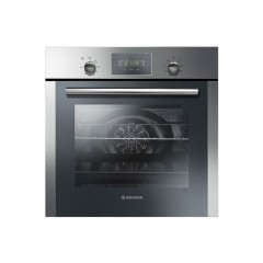 Hoover Electric Oven 60cm Stainless Steel with Convection Fan and Grill: HOC709/6X