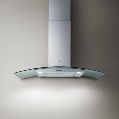 Elica Kitchen Chimney Hood 90cm Stainless Steel: TAMAYA90